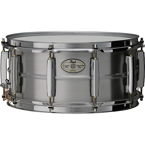 Pearl Sensitone Elite Beaded Aluminum Snare-thumbnail