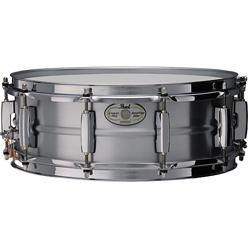 Pearl Sensitone Elite Beaded Aluminum Snare 14X5