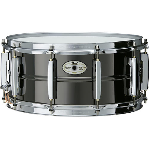 Pearl Sensitone Elite Beaded Brass Snare