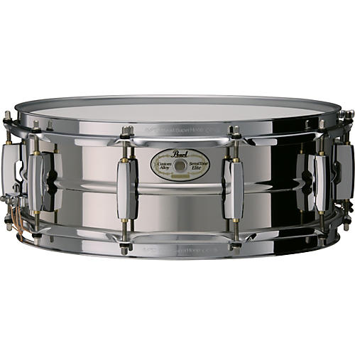Pearl Sensitone Elite Beaded Stainless Steel Snare