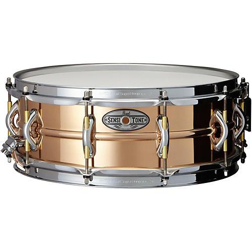 Pearl Sensitone Phosphor Bronze Snare Drum 14 x 5 in.