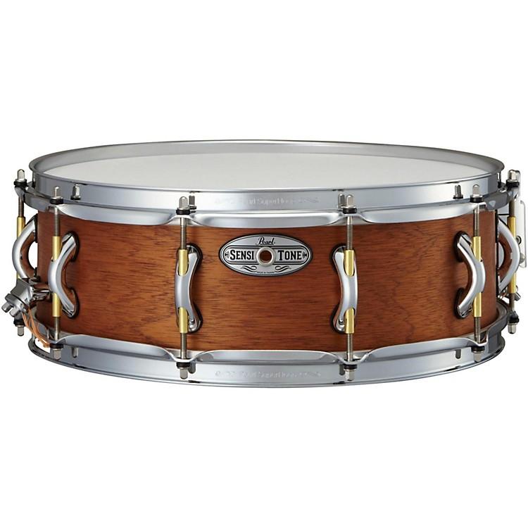 pearl sensitone premium mahogany baritone snare drum 15 x 5 in musician 39 s friend. Black Bedroom Furniture Sets. Home Design Ideas
