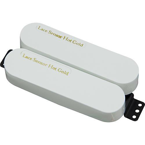 Lace Sensor Hot Gold 13K Dually Humbucker Electric Guitar Bridge Pickup