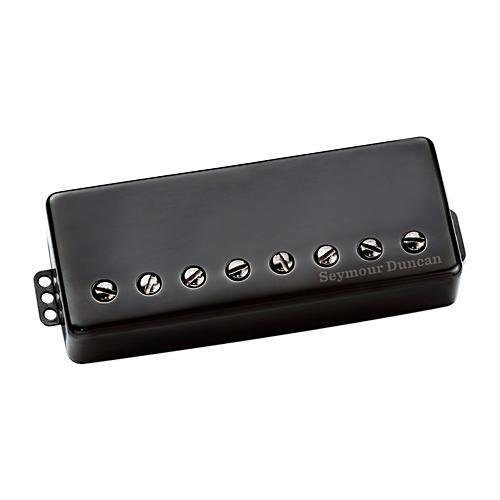 Seymour Duncan Sentient 8-String Passive Guitar Pickup Black Metal Neck