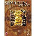 Cherry Lane Sepultura Against Guitar Tab Songbook thumbnail