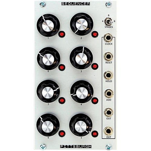Pittsburgh Modular Synthesizers Sequencer Module-thumbnail