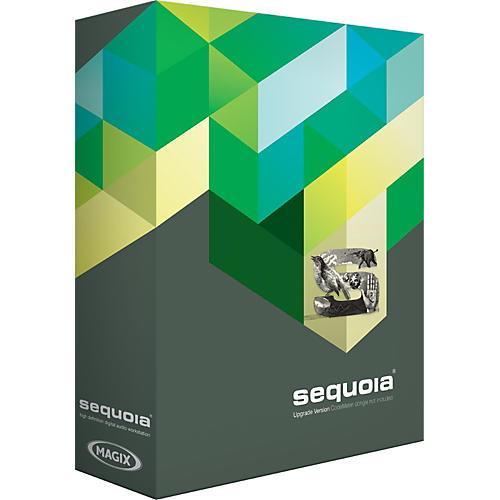 Magix Sequoia 11 upgrade from 10