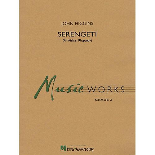 Hal Leonard Serengeti Concert Band Level 2 Composed by John Higgins-thumbnail