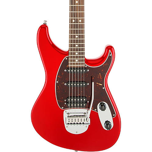Fender Sergio Vallin Signature Electric Guitar Hot Rod Red Rosewood Fingerboard