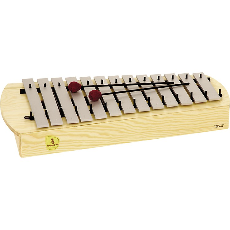 Studio 49 Series 1000 Orff Metallophones Diatonic Alto, Am 1000
