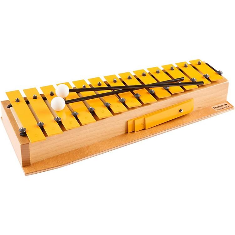 Studio 49Series 1600 Orff GlockenspielsChromatic Soprano Unit Complete, Gsc