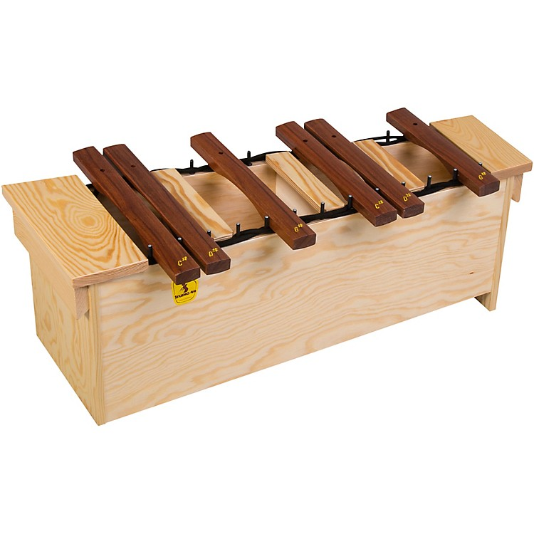 Studio 49 Series 1600 Orff Xylophones Chromatic Alto Add-On, H-Ax 1600