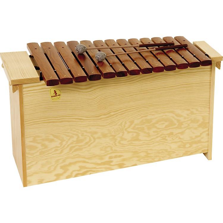 Studio 49Series 1600 Orff XylophonesDiatonic Bass, Bx 1600