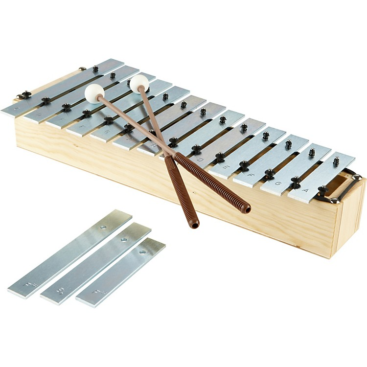 Studio 49Series 2000 Orff GlockenspielsDiatonic Alto Unit Only, Agd