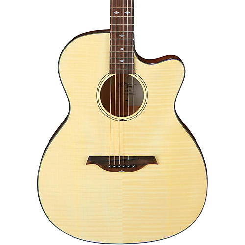 B.C. Rich Series 3 Acoustic-Electric Cutaway Guitar-thumbnail
