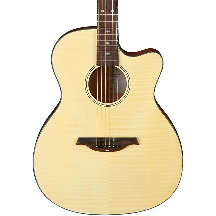 b c rich series 3 acoustic electric cutaway guitar musician 39 s friend. Black Bedroom Furniture Sets. Home Design Ideas