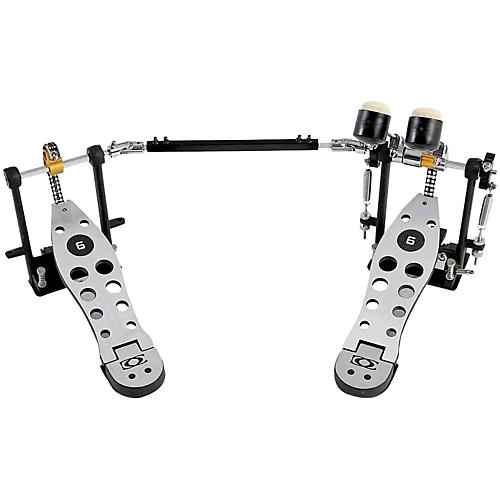 DrumCraft Series 6 Double Bass Drum Pedal-thumbnail