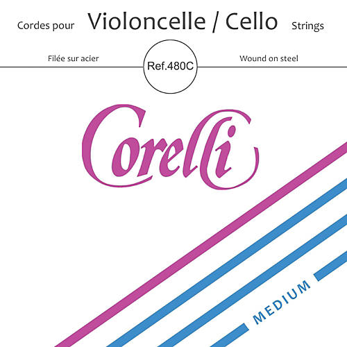 Corelli Series Cello String Set-thumbnail