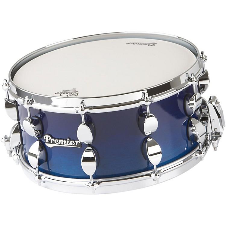 PremierSeries Elite Maple Snare DrumRenee Blue Lacquer14x6.5