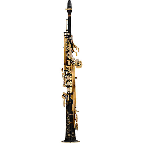 Selmer Paris Series II Model 51 Jubliee Edition Soprano Saxophone 51JBL - Black Lacquer