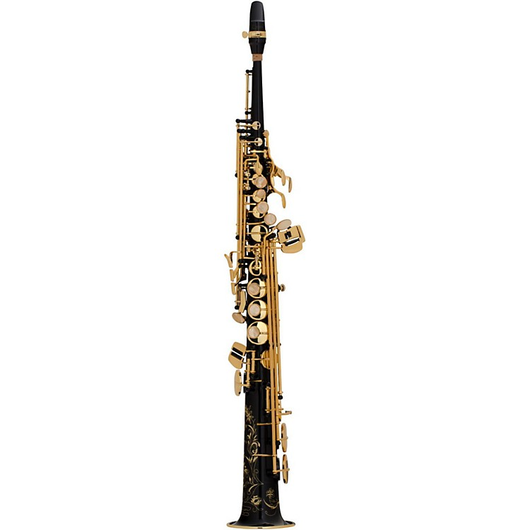 Selmer Paris Series II Model 51 Jubliee Edition Soprano Saxophone 51JBL - Black Lacquer