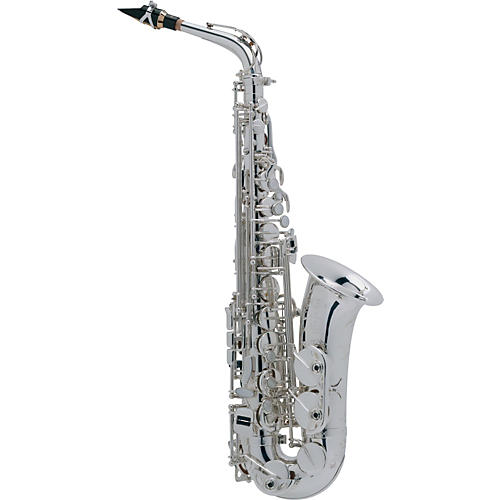 Selmer Paris Series II Model 52 Jubilee Edition Alto Saxophone 52JS - Silver Plated