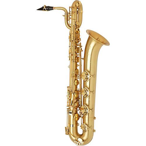 Selmer Paris Series II Model 55AF Jubilee Edition Baritone Saxophone Matte Lacquer (55AFJM)-thumbnail
