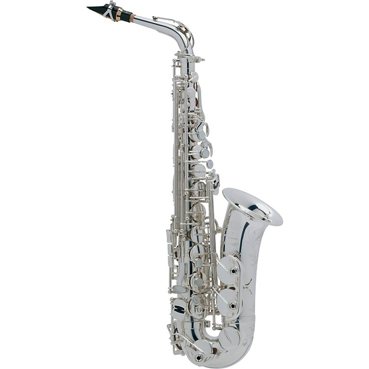 Selmer Paris Series III Model 62 Jubilee Edition Alto Saxophone 62JS - Silver Plated