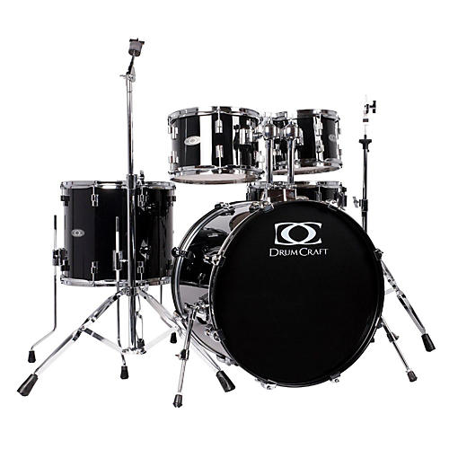 DrumCraft Series Three 5-Piece Fusion Drumset-thumbnail