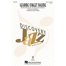 Hal Leonard Sesame Street Theme (Discovery Level 2) VoiceTrax CD Arranged by Steve Zegree