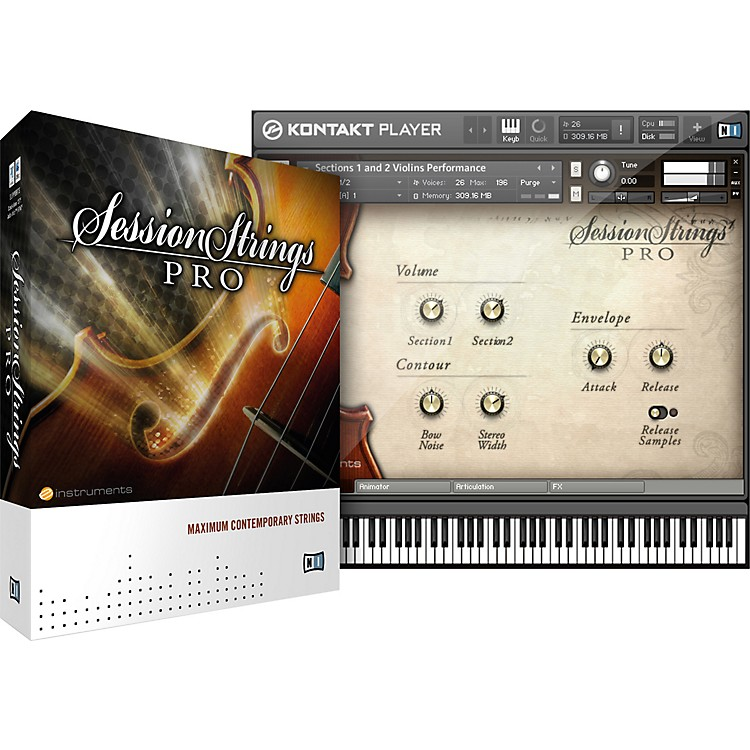 Native Instruments Session Strings Pro