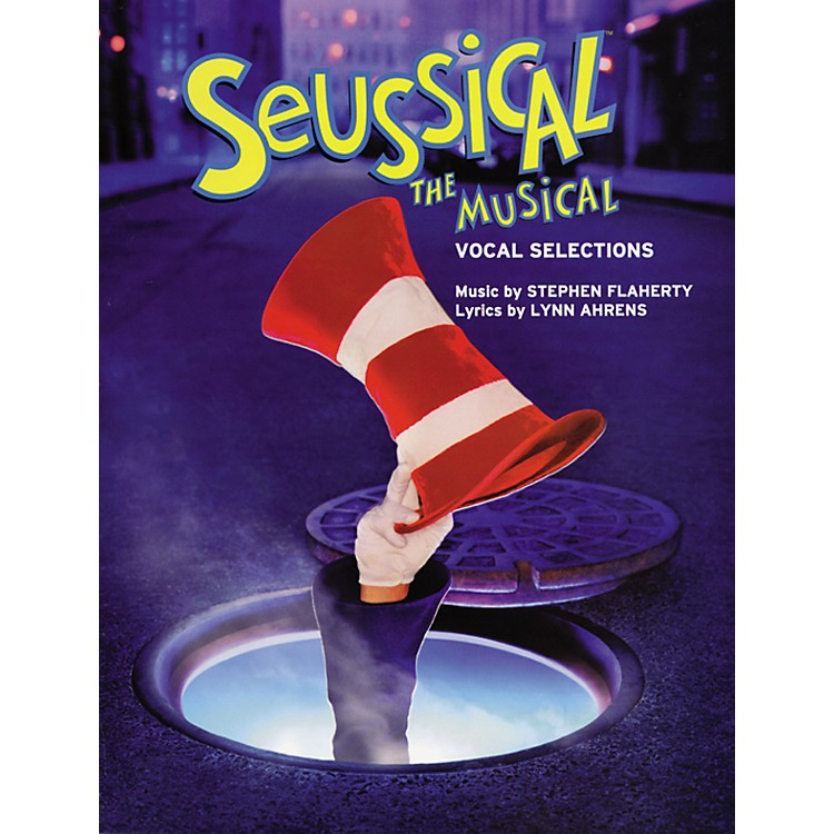 Alfred Seussical the Musical Vocal Selections Piano/Vocal/Chords