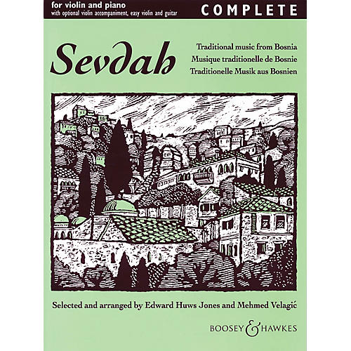 Boosey and Hawkes Sevdah - Complete (Traditional Music from Bosnia) Boosey & Hawkes Chamber Music Series-thumbnail