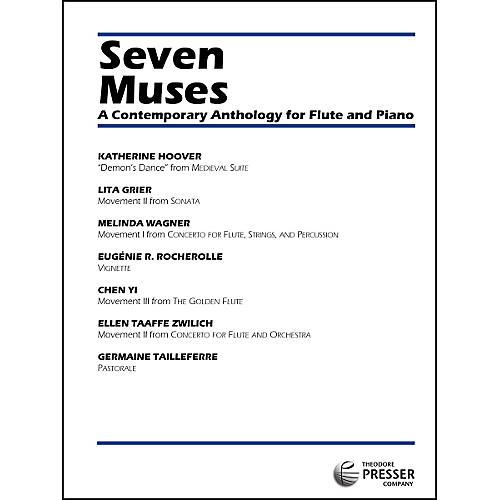 Carl Fischer Seven Muses Book