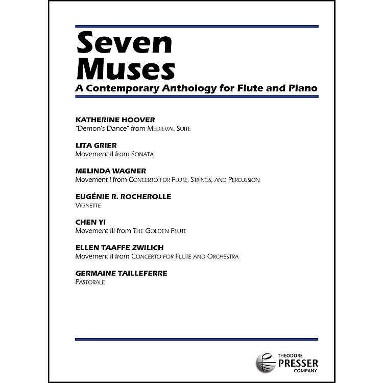 Carl FischerSeven Muses Book
