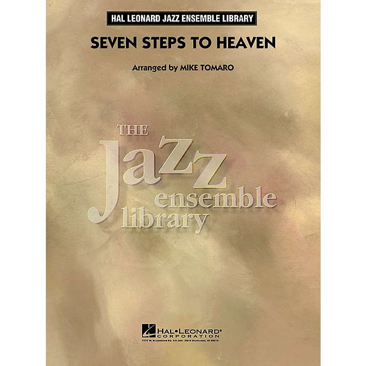 Hal Leonard Seven Steps To Heaven - The Jazz Essemble Library Series Level 4