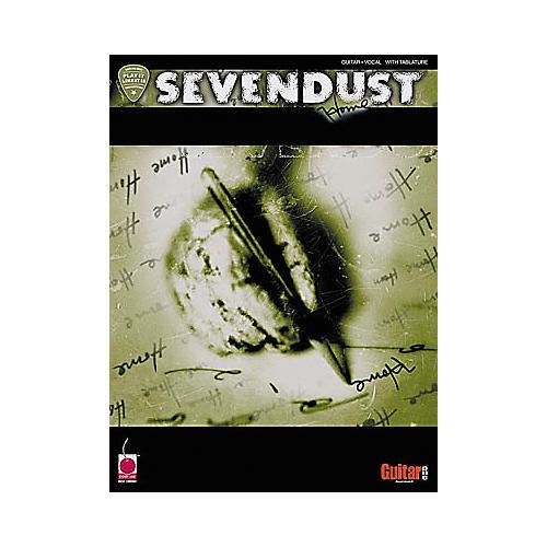 Cherry Lane Sevendust Home Guitar Tab Songbook