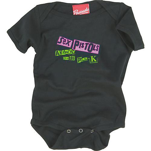 Bravado Sex Pistols Anarchy Infant One-Piece Romper-thumbnail