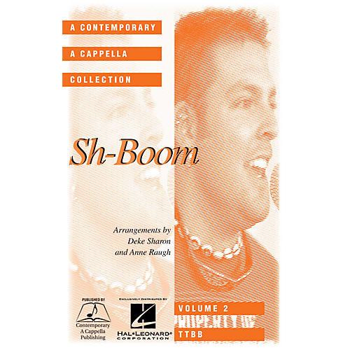 Hal Leonard Sh-boom TTBB A Cappella arranged by Deke Sharon