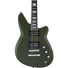 Reverend Shade Signature Electric Guitar Army Green