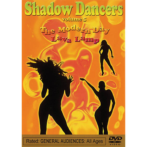Global Creative Group Shadow Dancers - Modern Day Lava Lamp DVD Series DVD Performed by Various-thumbnail