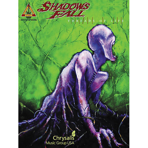 Hal Leonard Shadows Fall Threads of Life Guitar Tab Songbook-thumbnail