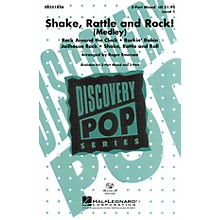 Hal Leonard Shake, Rattle and Rock! (Medley) VoiceTrax CD Arranged by Roger Emerson