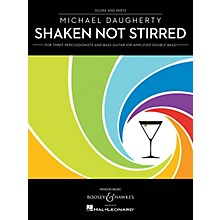 Boosey and Hawkes Shaken Not Stirred Series Composed by Michael Daugherty