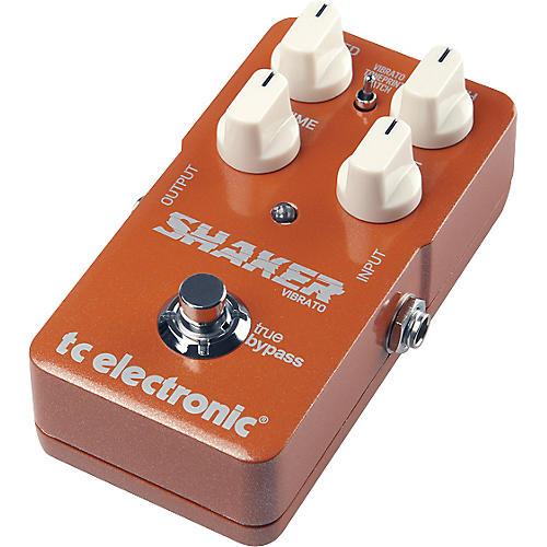TC Electronic Shaker Vibrato TonePrint Series Guitar Effects Pedal-thumbnail