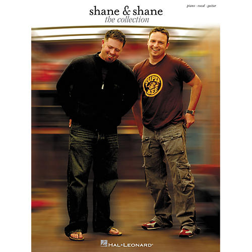 Hal Leonard Shane and Shane - The Collection Piano/Vocal/Guitar Songbook-thumbnail