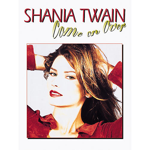 Alfred Shania Twain - Come On Over Book-thumbnail