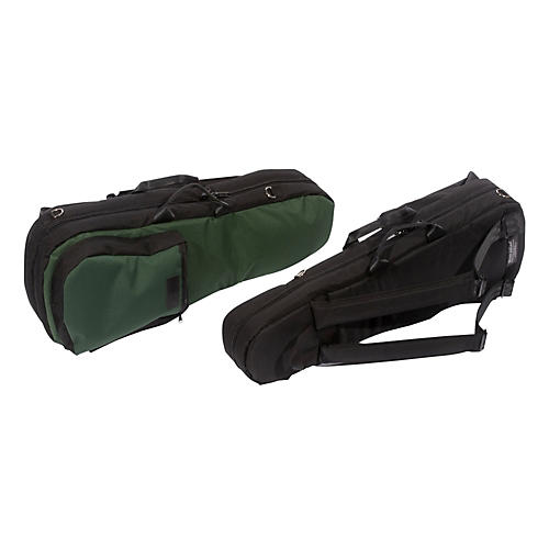 Mooradian Shaped Viola Case Slip-On Cover with Combination Straps Black
