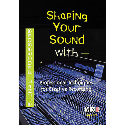 ArtistPro Shaping Your Sound with Signal Processors Book-thumbnail