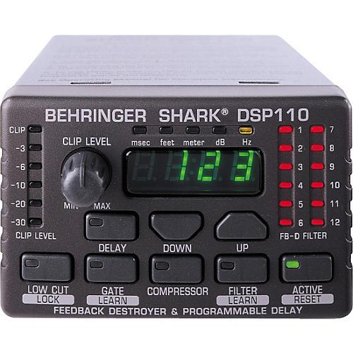 Behringer Shark DSP110-thumbnail